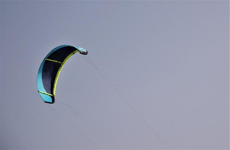 Kites in Valdevaqueros