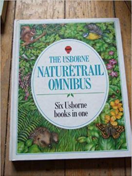 Portada del libro The nature Trail Omnibus de Usborne