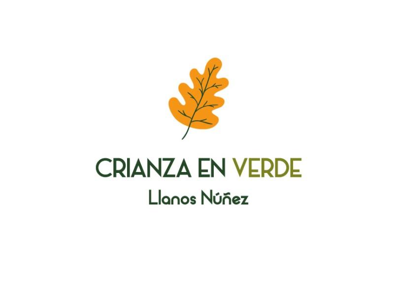 Logo de crianza en verde