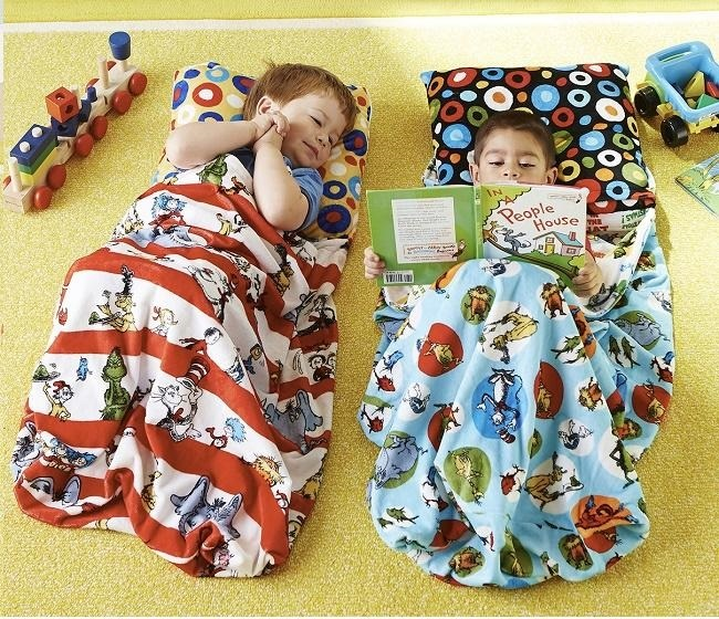 All in one sleep and bag patterns