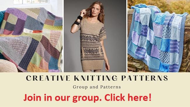 criative knitting patterns group