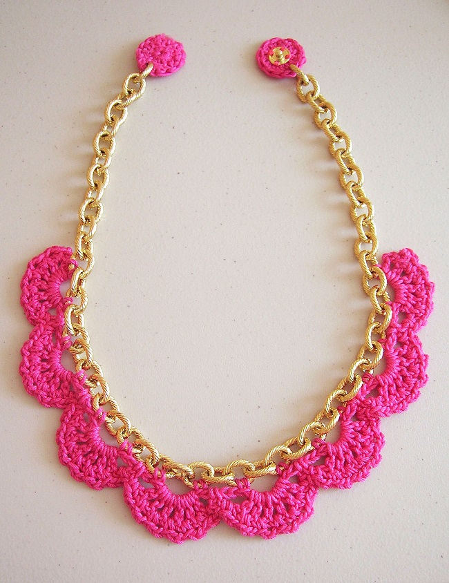 Crochet in a Chain