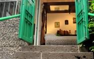 La casa azul, como le llaman al espacio que habitó Frida Kahlo. Foto: Yuliat Acosta