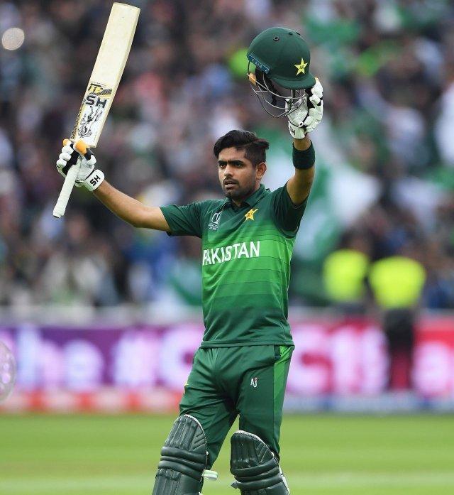Number 1 ODI batsman, Babar Azam