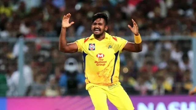 KM Asif, IPL 2021, CSK, Predicted playing XI, playing XI, Chennai Super Kings, MI vs CSK