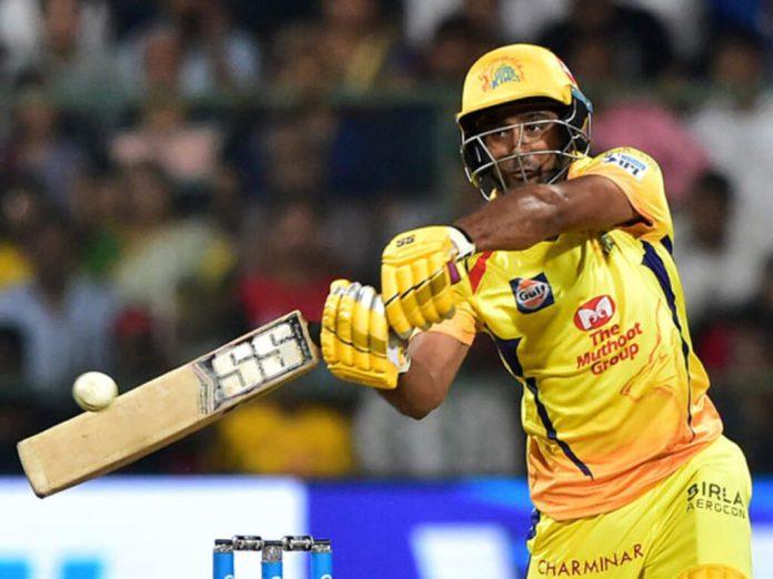 Ambati Rayudu, IPL 2021, CSK, Predicted playing XI, playing XI, Chennai Super Kings, MI vs CSK