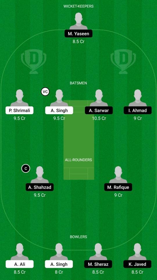 BLP vs FAL Dream11 Prediction Fantasy Cricket Tips Dream11 Team ECS T10 Barcelona