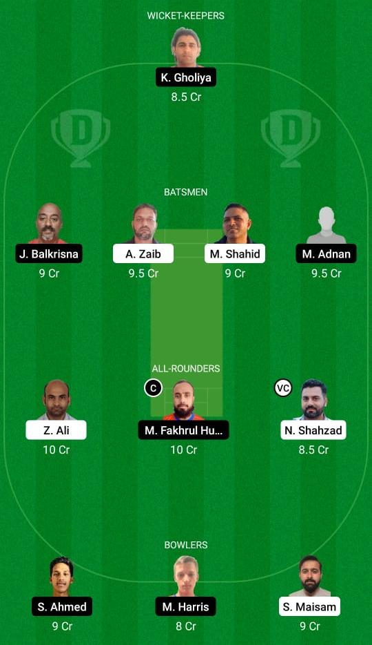 MAL vs OEI Dream11 Prediction Fantasy Cricket Tips Dream11 MAL vs OEI Dream11 Prediction Fantasy Cricket Tips Dream11 Team Portugal T10Team Portugal T10