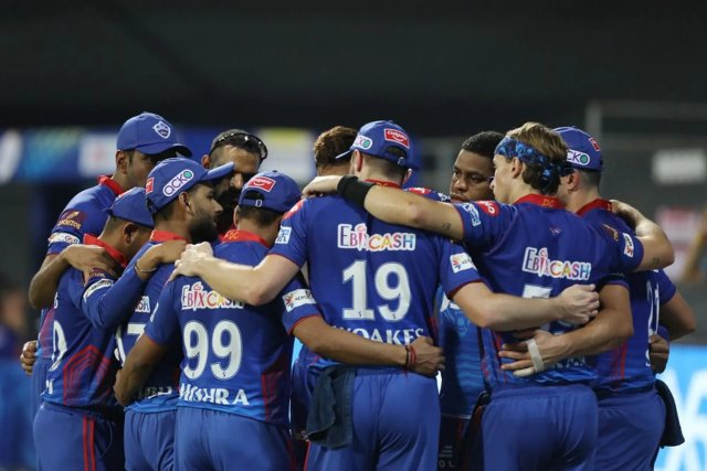 दिल्ली कैपिटल्स, आईपीएल 2021