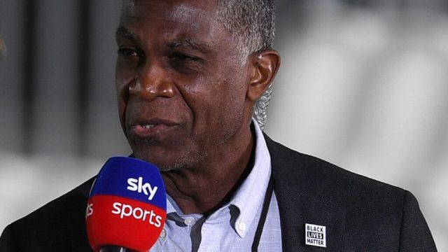 माइकल होल्डिंग [Image-Sky Sports]
