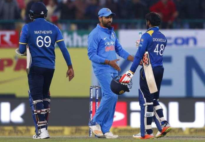 India and Sri Lanka last played in 2018 (Photo-AP)