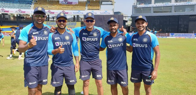 भारत क्रिकेट टीम