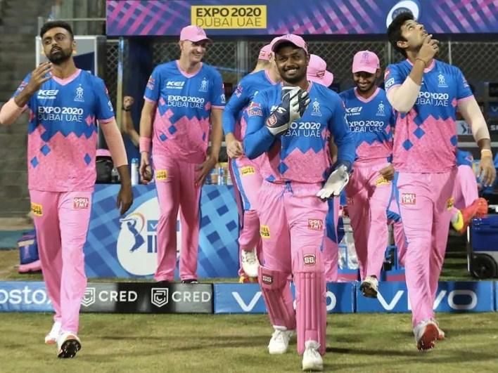Rajasthan Royal Team, IPL 2021