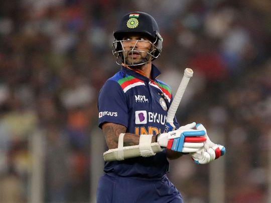 Shikhar Dhawan, Indian Player