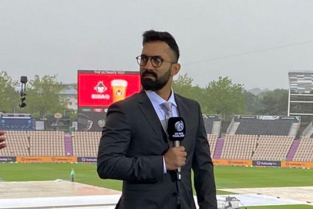दिनेश कार्तिक, आईसीसी टी20 विश्व कप 2021