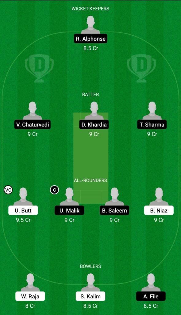 LIE vs KAM Dream11 Prediction Fantasy Cricket Tips Dream11 Team FanCode ECS T10 Capelle
