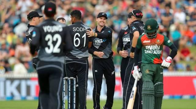 बांग्लादेश बनाम न्यूजीलैंड