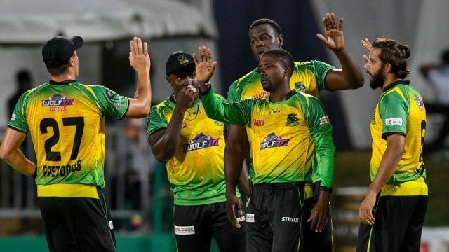 जमैका तल्लावाह्स