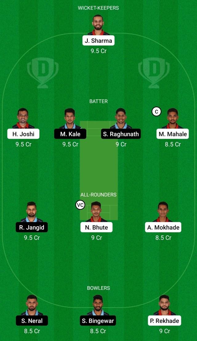 RD vs SKB Dream11 Prediction Fantasy Cricket Tips Dream11 Team BYJU's VCA T20