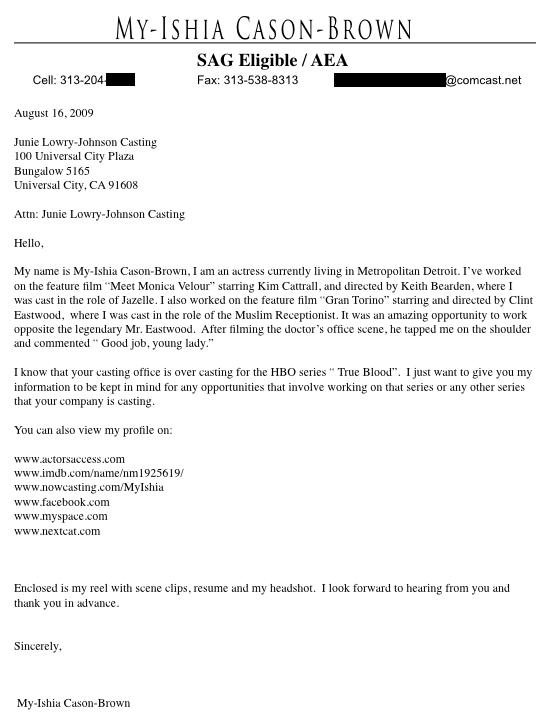 Cover Letter Header Myishiacasonbrowncoverletter