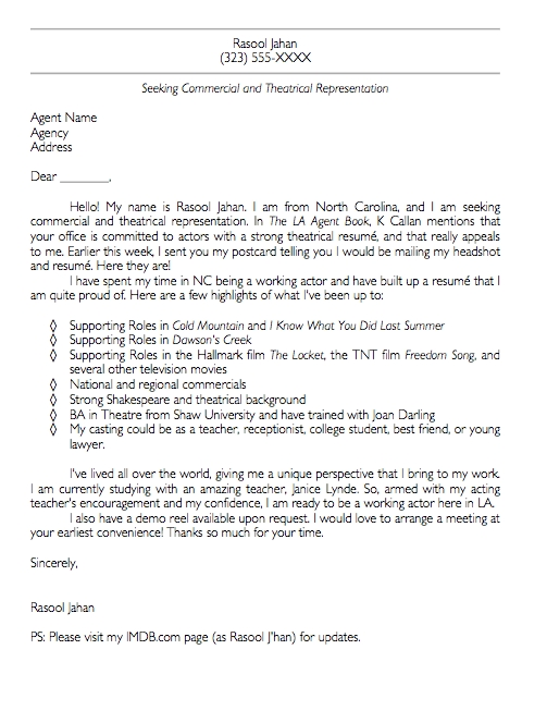 Best Resume Cover Letter Ever Written. Perfect Cover Letter