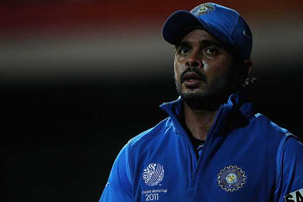 The Supreme Court's directive to BCCI's disciplinary committee was what cleared the decks for Sreesanth's return. © Getty