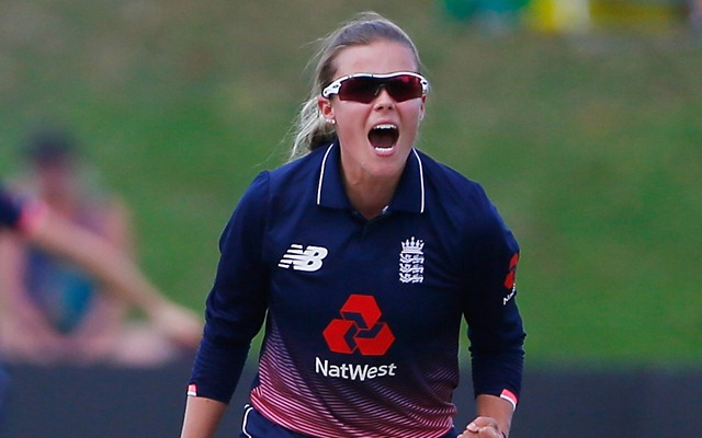 """""""Does anyone care about Women's Cricket?"""" Alex Hartley shuts the user with her reply"""