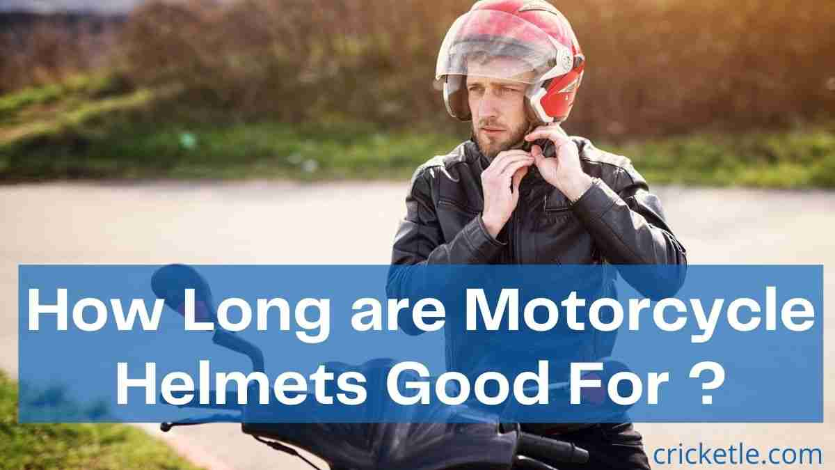 Read more about the article How Long are Motorcycle Helmets Good For?