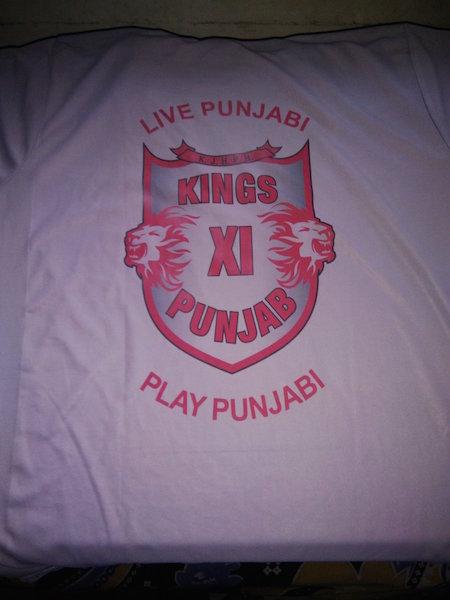 KXIP t-shirt