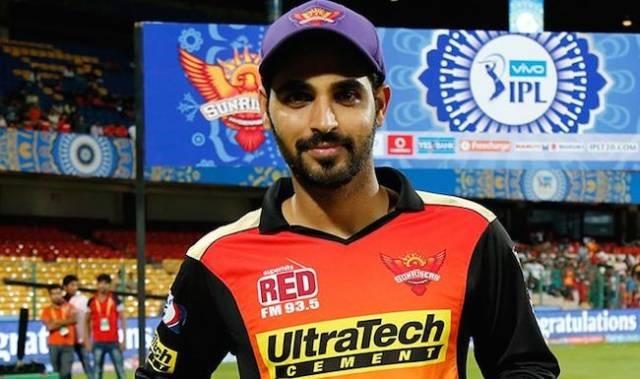 Bhuvneshwar Kumar Purple Cap