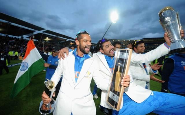 ICC Champions Trophy 2013- India