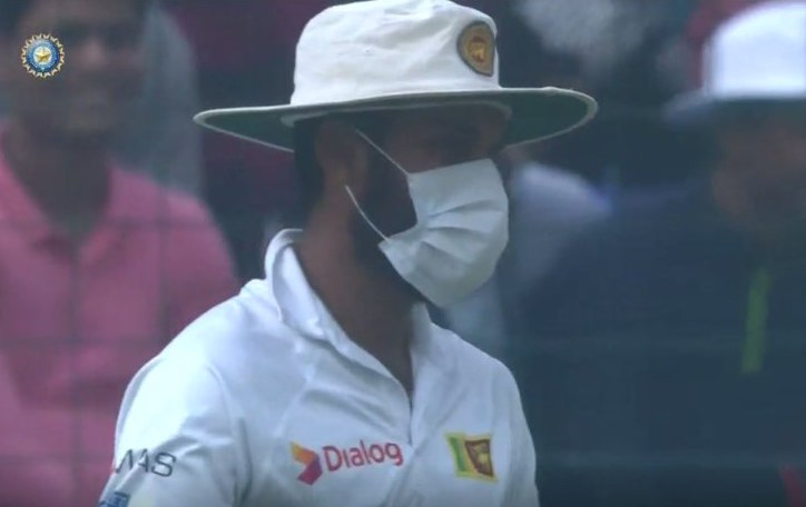 Sri Lanka player