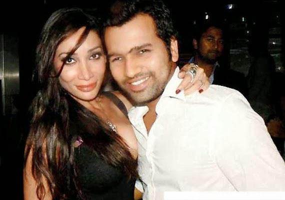 rohit sharma exgirlfriend Sofia Hayat