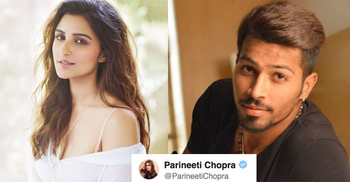 Image result for parineeti chopra and hardik pandya love story