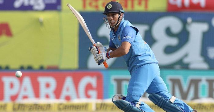 MS Dhoni ODI vs Sri Lanka