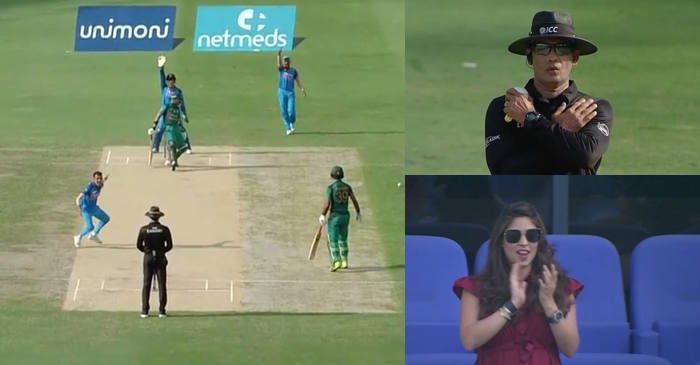 MS Dhoni review to dismiss Imam ul Haq