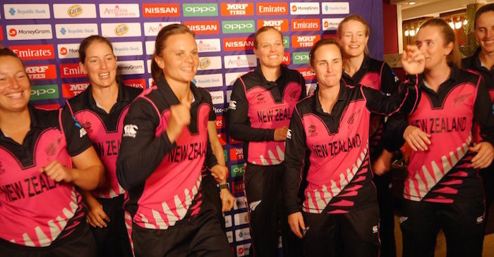 New Zealand Women's World T20 2018 squad