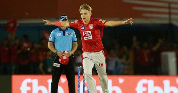 Sam Curran Hat-trick Kings XI Punjab