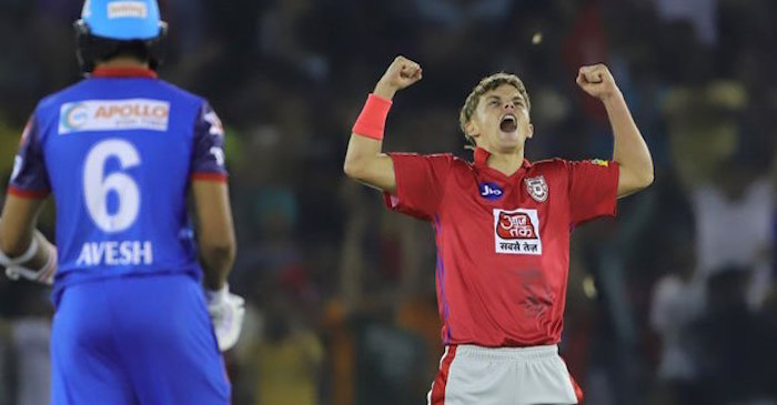 Sam Curran hat-trick