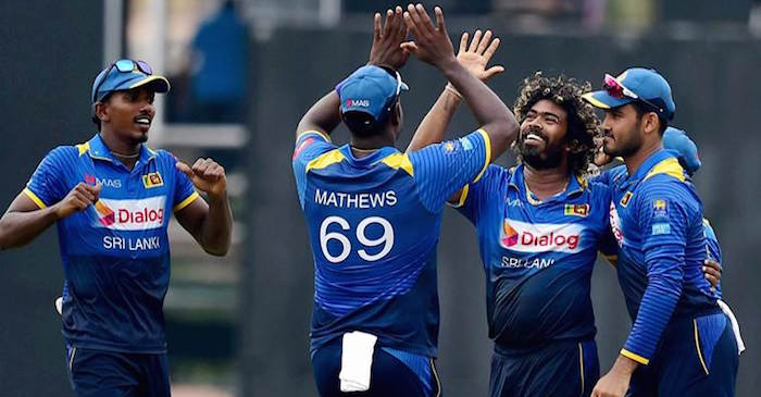 Sri Lanka Announce Their Squad For Icc Cricket World Cup