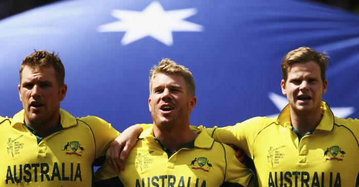 Australia ICC World Cup squad 2019
