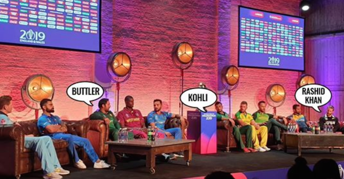 ICC Cricket World Cup 2019 captains