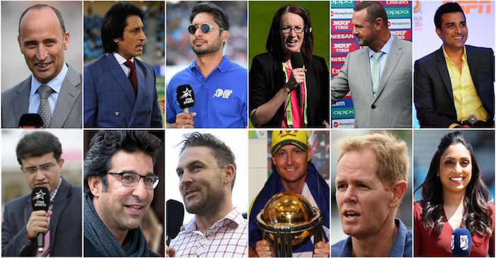 ICC World Cup 2019 commentators