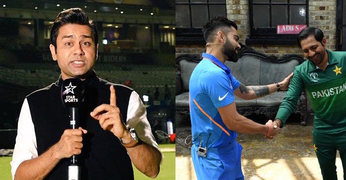 Aakash Chopra, India vs Pakistan