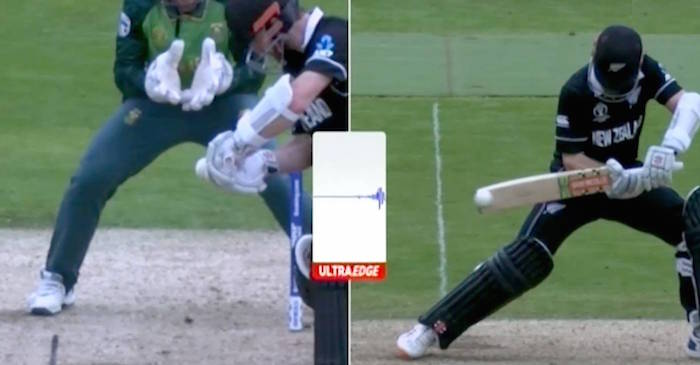 Kane Williamson edge