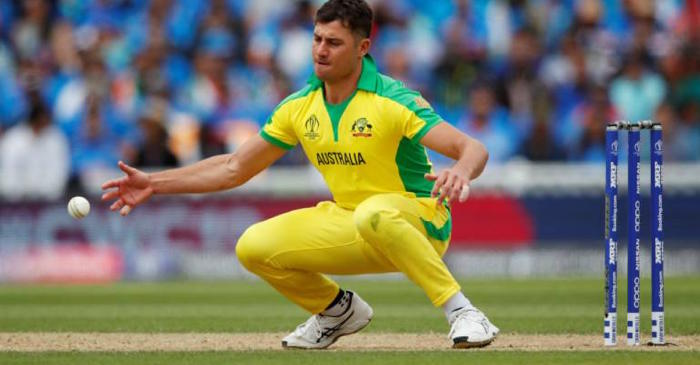 Marcus Stoinis CWC 2019