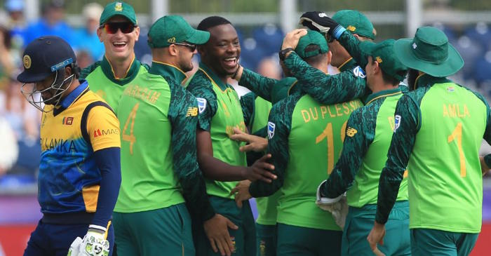 South Africa beat Sri Lanka