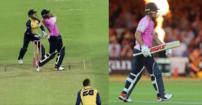 AB de Villiers, Vitality T20 Blast