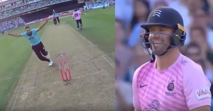 Imran Tahir, AB de Villiers
