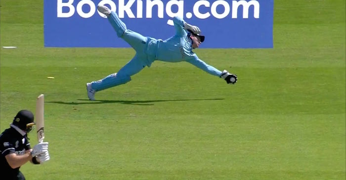 Jos Buttler catch